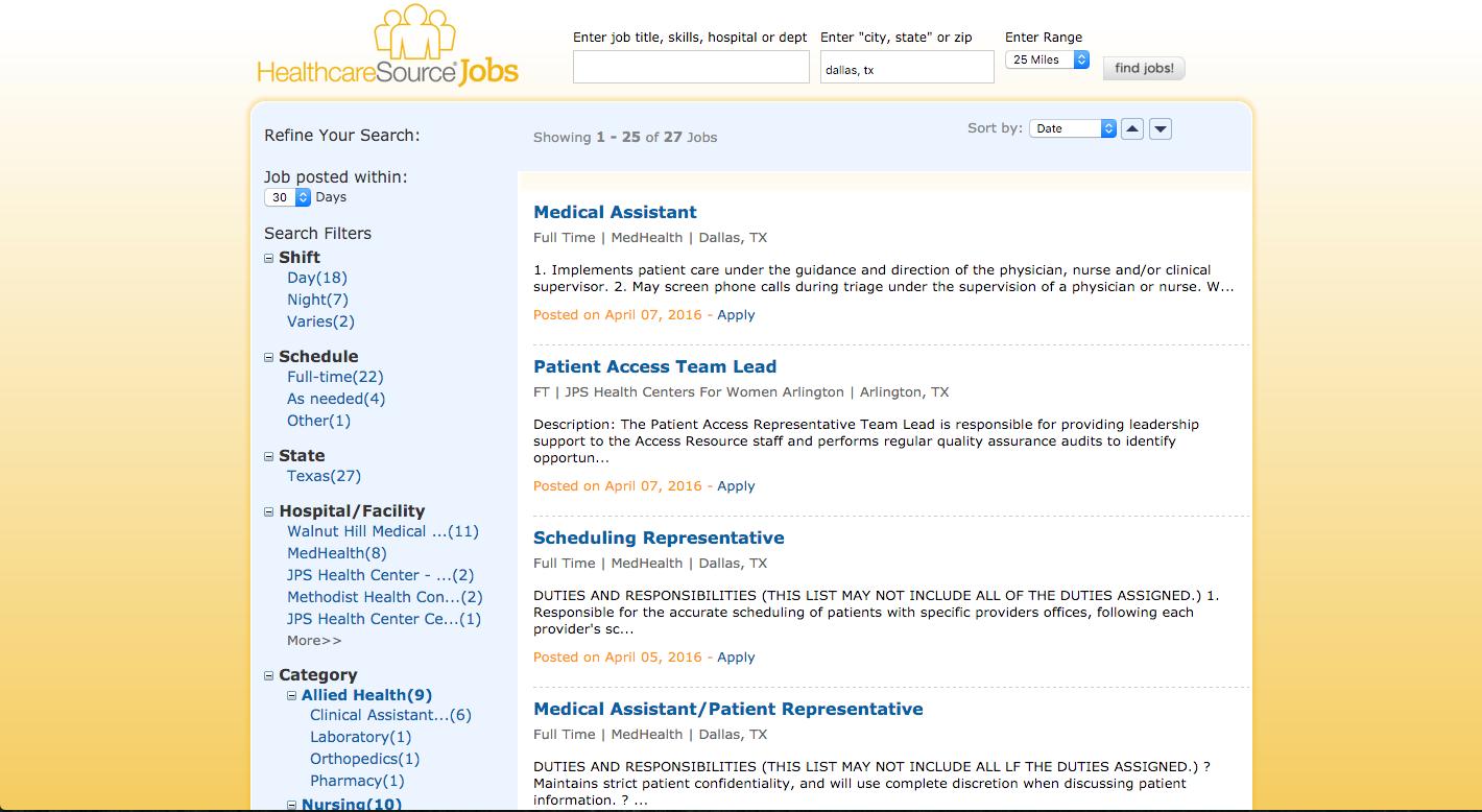 healthcasesourcejobs