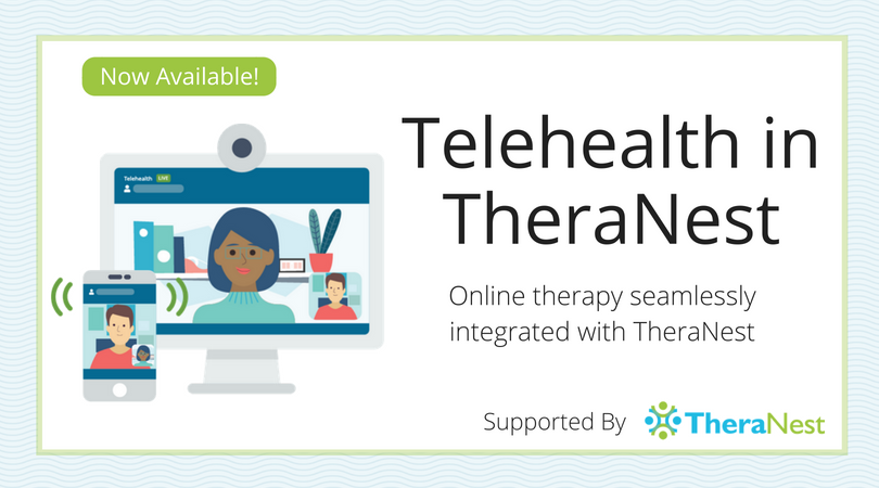 HIPAA Compliant Video Conferencing in TheraNest - TheraNest Blog