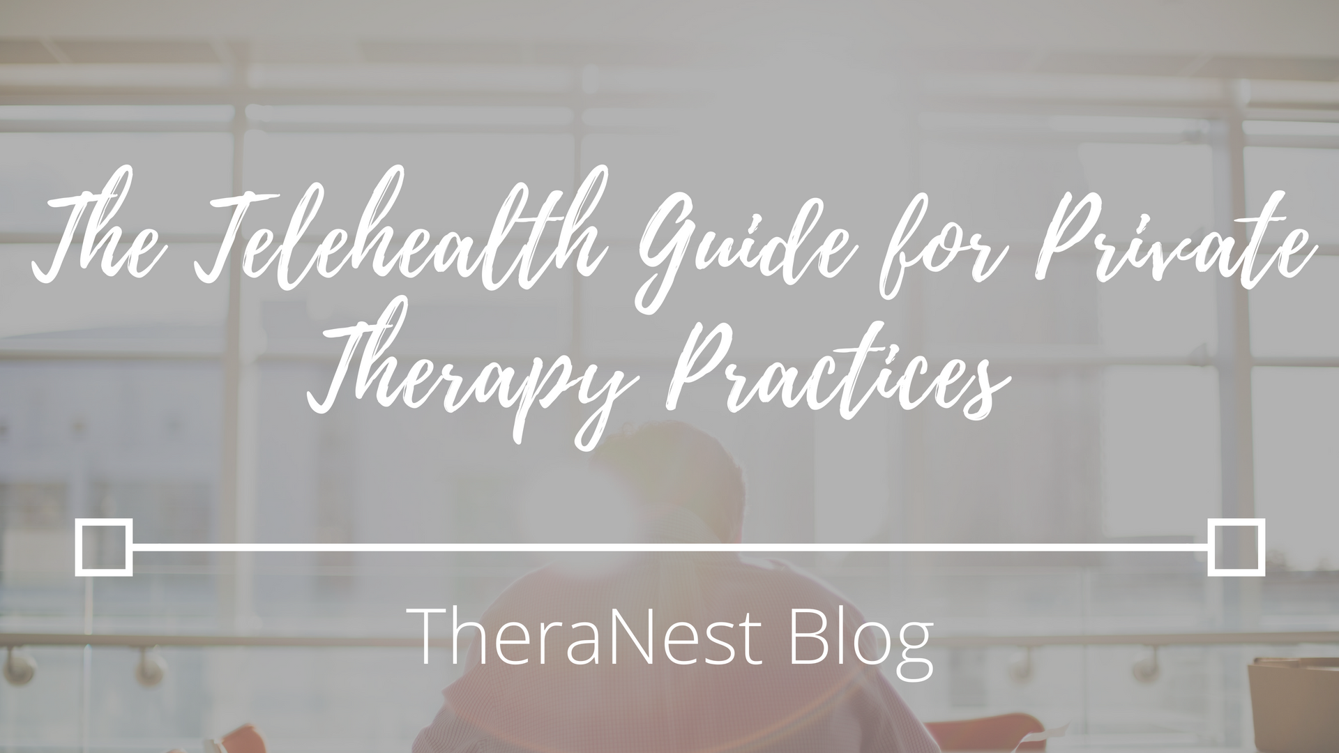 Image of The Telehealth Guide for Private Therapy Practices - TheraNest Blog