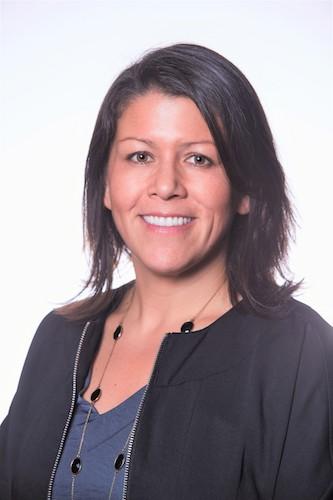 Robyn Pashby, Ph.D. Headshot
