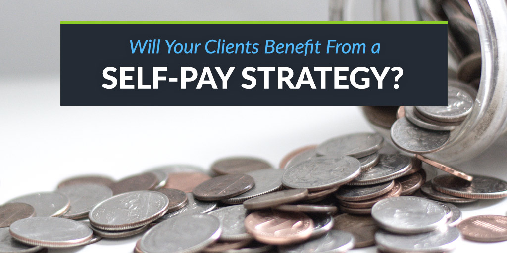 build self-pay private pay counseling practice