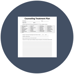 Counseling Forms For Patient Intake Note Templates Theranest